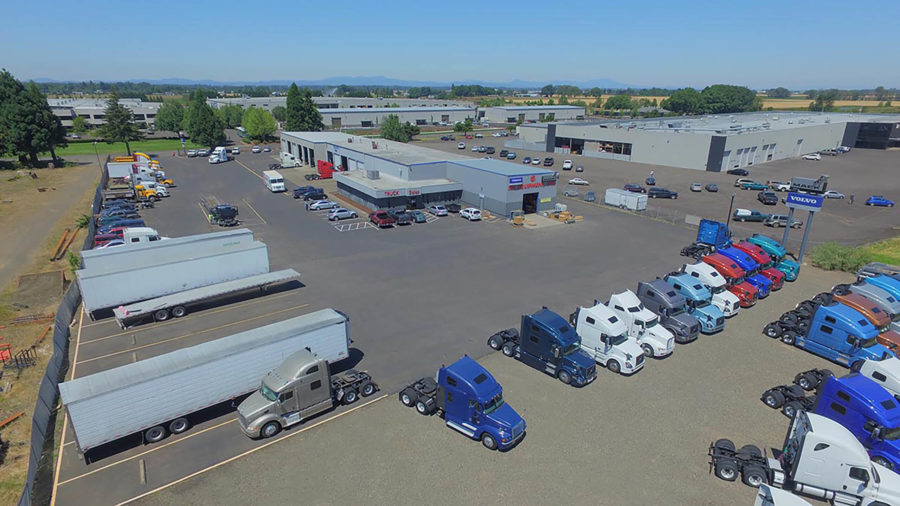 Aerial TEC EQuipment Eugene used truck sales