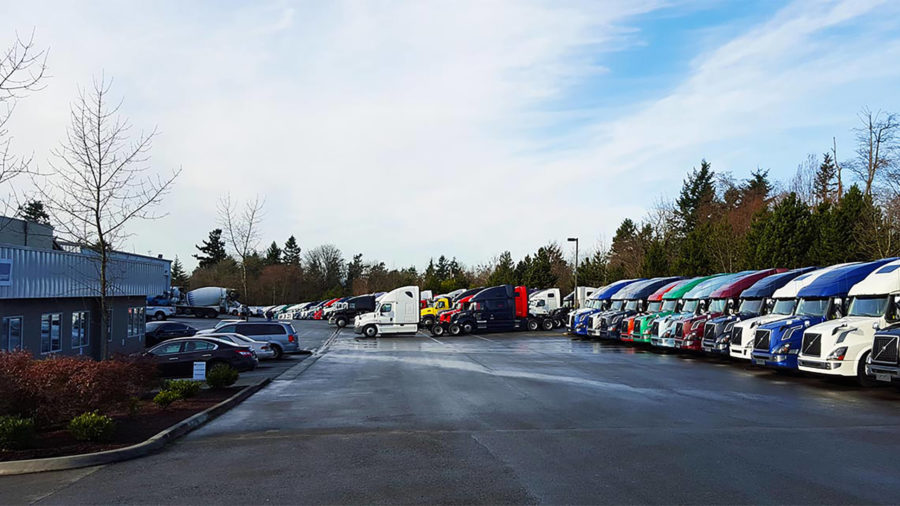 TEC Equipment Seattle truck sales and service