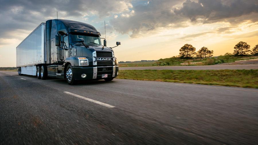 Mack Anthem Heavy Duty Semi Truck