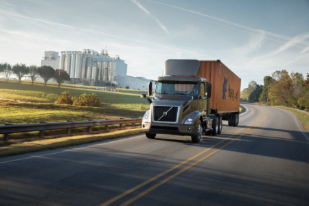 Volvo VNR new truck sales