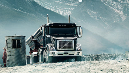 Volvo VNX, Used Heavy duty truck sales