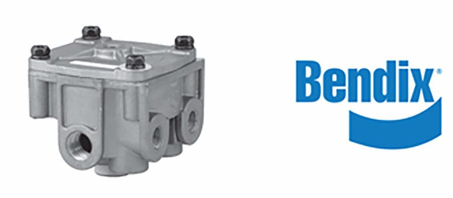 Bendix valve