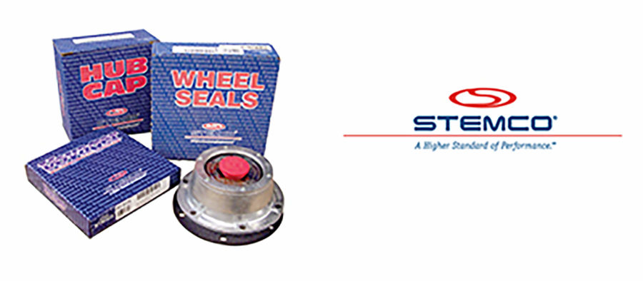 Stemco seals and hubcaps