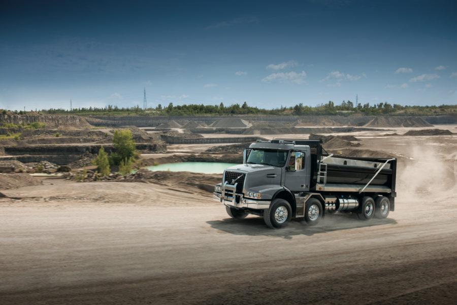 Volvo VHD 200 Heavy Duty Truck