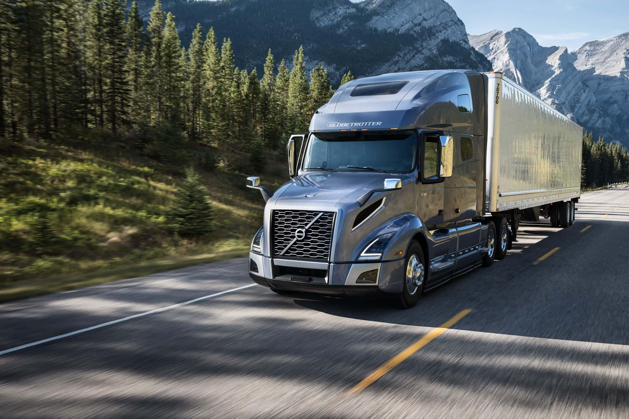 Volvo Semi Trucks Tec Equipment