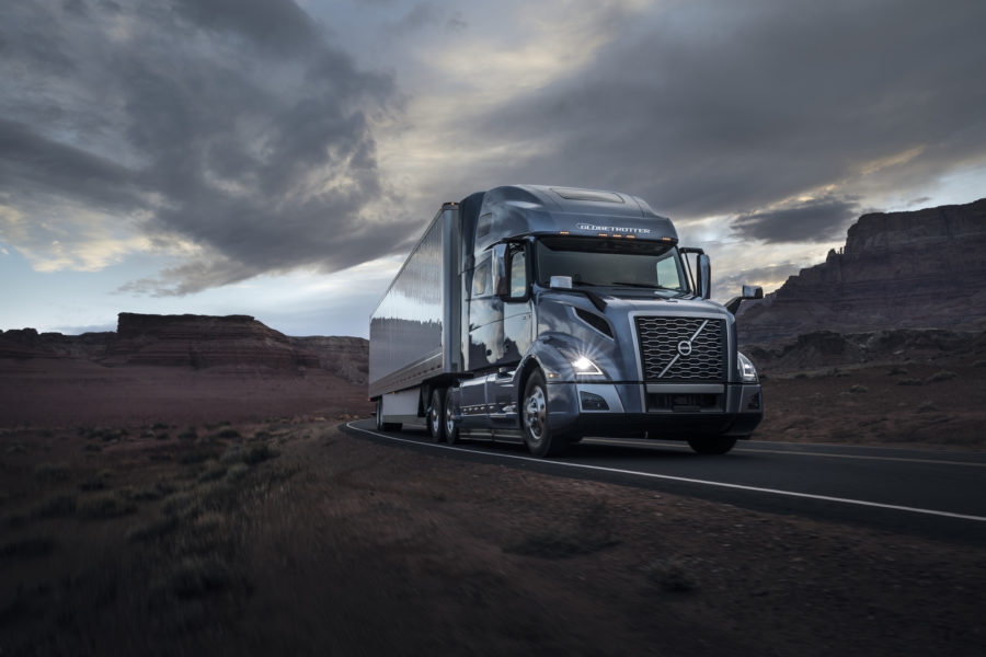 Adaptive Loading from Volvo and Mack