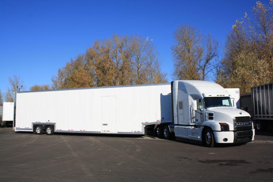 Kentucky Trailers - Enclosed Auto Hauler