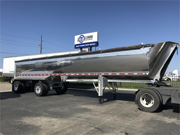 MAC Trailers Dump Body Trailer